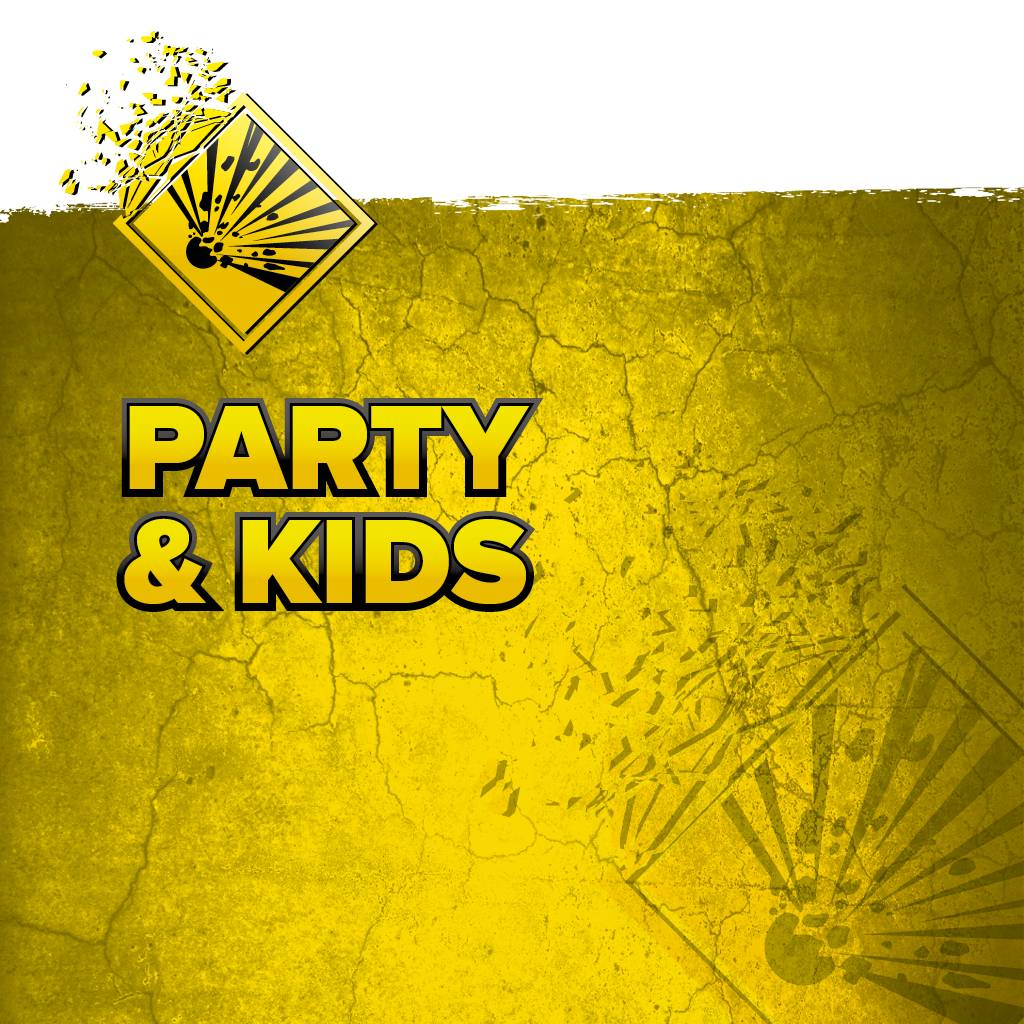 Partyfeuerwerk   Jugendfeuerwerk