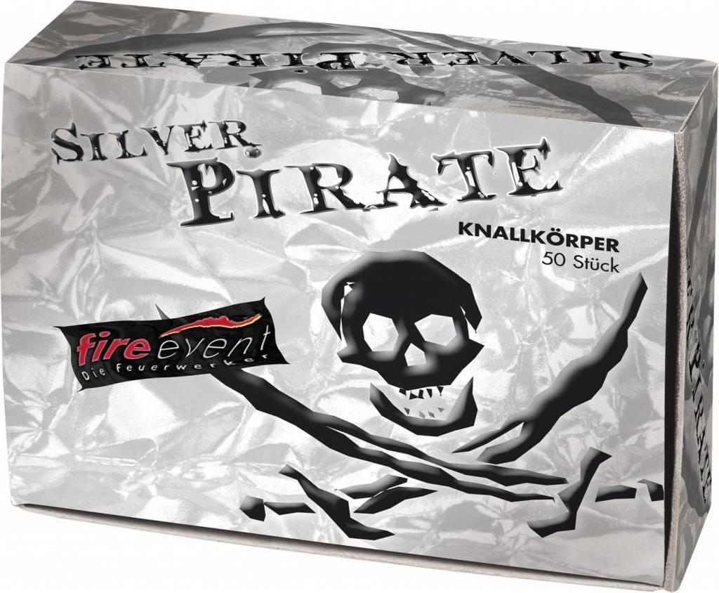 Fireevent Silberner Pirat