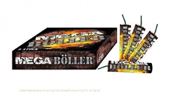 Pyrofactory Mega Böller 4er Pack
