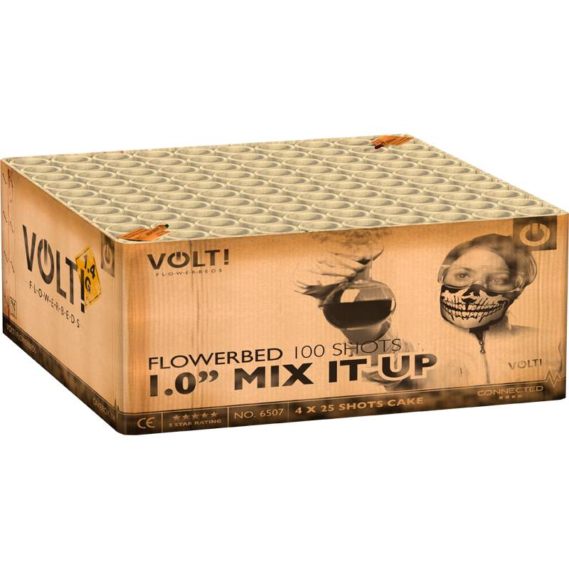VOLT! 1,0'' Mix it Up – XXL Verbundfeuerwerk