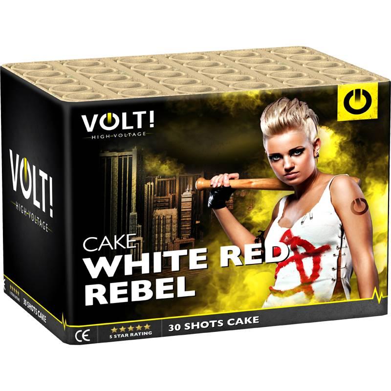 VOLT! White Red Rebel – 500NEM Grammer