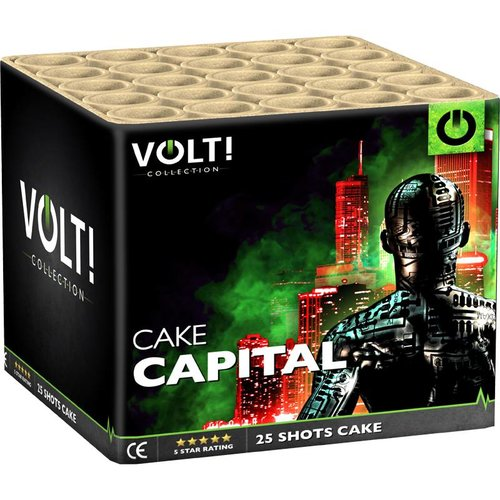 VOLT! Capital – 500NEM Grammer