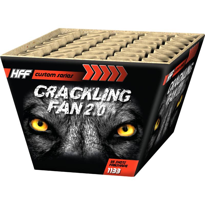 HFF Collectie Crackling Fan 2.0