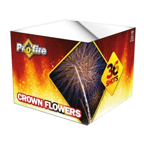 Evolution Crown Flowers