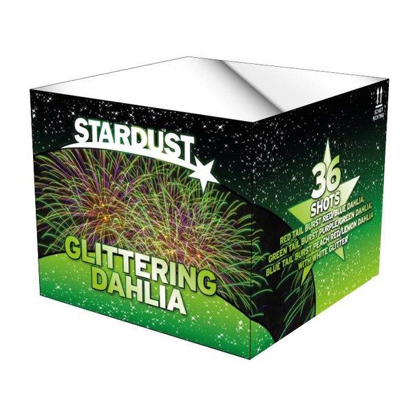 Glittering Dahlia