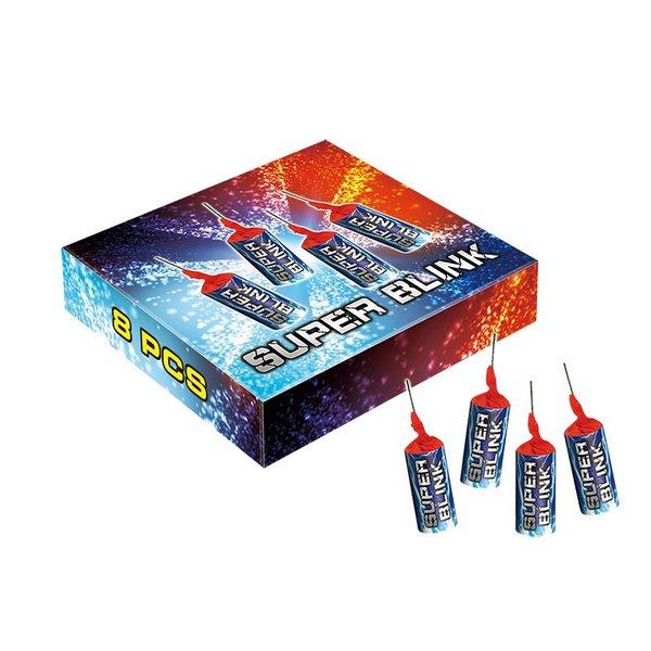 Super Blink 8er Pack Strobos