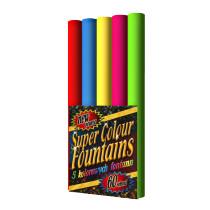 Jorge Super Colour Hand Hold Fountains – Bengalos