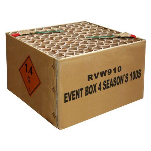 Rubro Event Box 4Seasons 100's