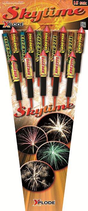 Xplode Skytime Raketenset