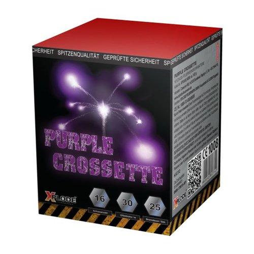 Xplode Crossettebatterie Purple