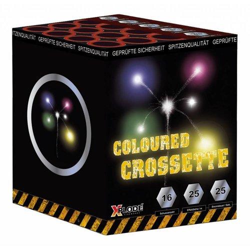Xplode Crossettebatterie Bunt