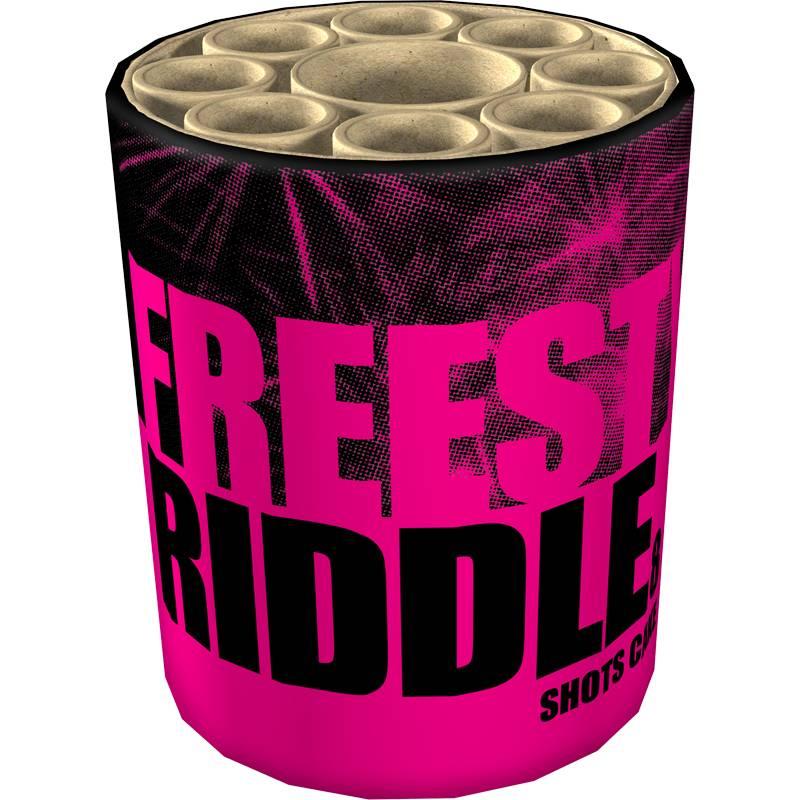 Freestyle The Riddle - NEU 2018