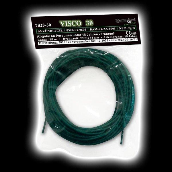 Grüne Visco 10 m Rolle 30sec/m