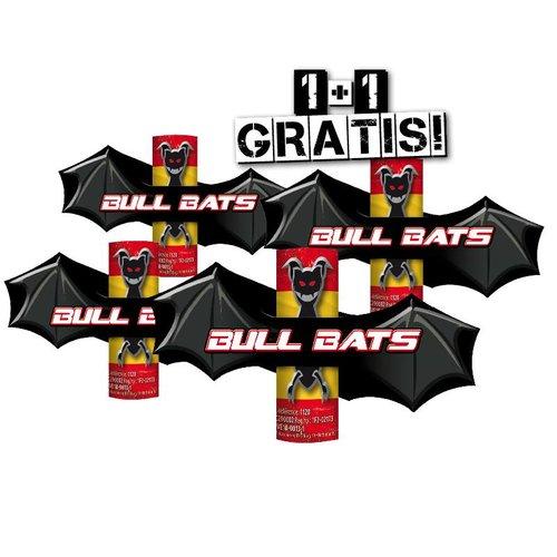 DECIBULL! Bull Bats 2=1 COMBIDEAL – NEU 2018