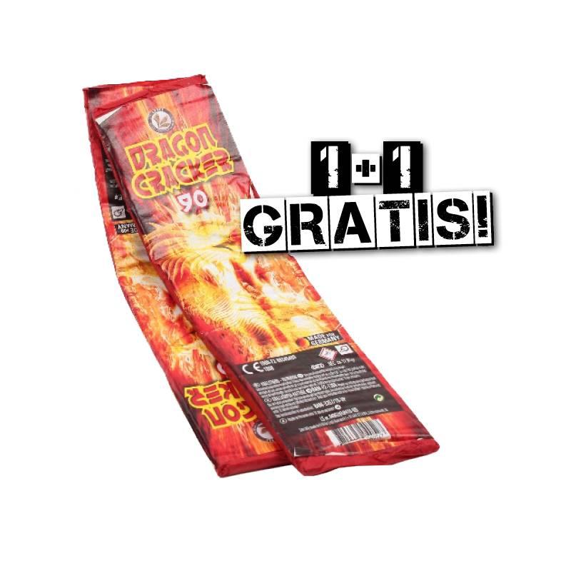 Lesli Dragon Cracker 90 -  2=1 COMBIDEAL