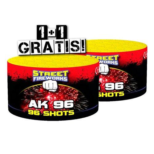 Street Fireworks AK96 2=1 COMBIDEAL