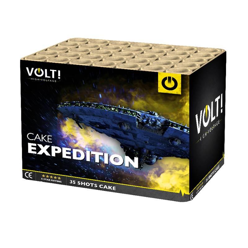 VOLT! Expedition - 500 NEM Grammer