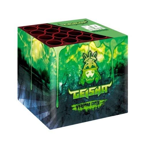 Geisha Venom Box - 500 NEM Grammer