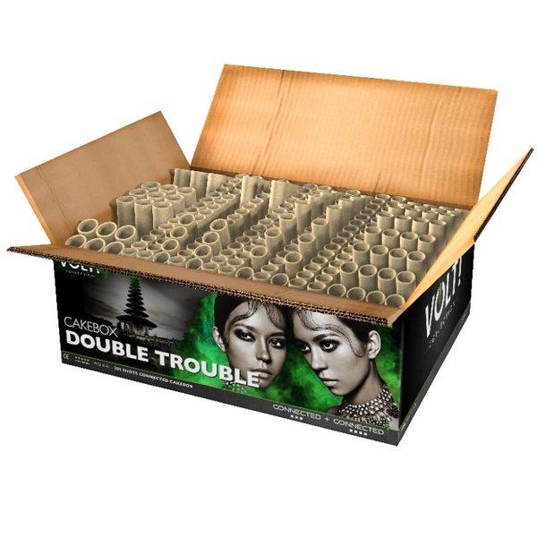 Double Trouble - XXL Verbundfeuerwerk - NEU 2018