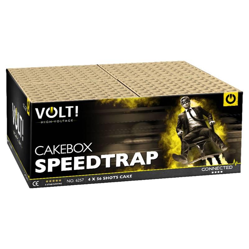 VOLT! Speedtrap - XXL Verbundfeuerwerk - NEU 2018