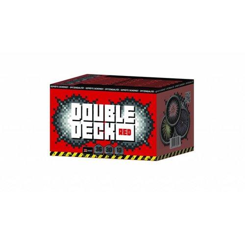 Xplode Double Deck Red - Fächerbatterie - NEU 2018