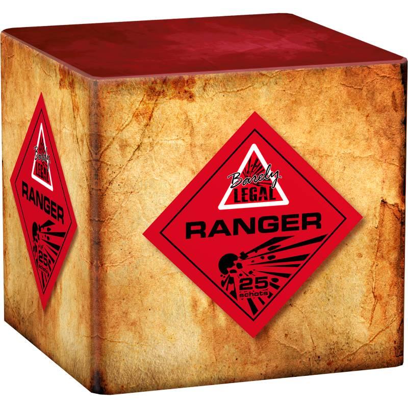 Barely Legal Ranger - 500 NEM Grammer