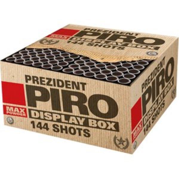 Prezident Piro - 100 Schuss XXL Verbundfeuerwerk