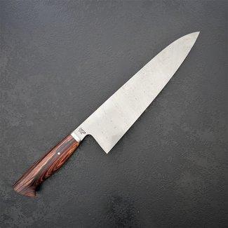 Xerxes-Knives 69# 23er Laser aus Hochleistungsdamast