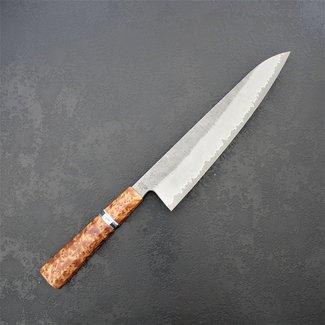 Xerxes-Knives 70# 23er Gyuto mit einer Schneide aus 1.2063