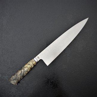 Xerxes-Knives 79# 21er Userfriendly mit einer Klinge aus Hochleistungsdamast