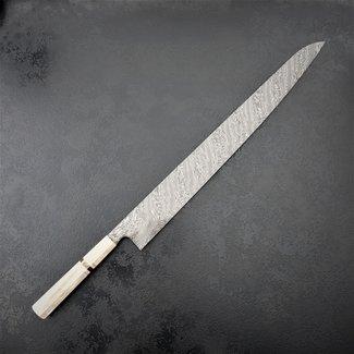Xerxes-Knives 86# 45cm Damast-Slicer