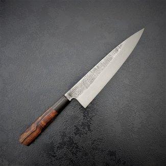 Xerxes-Knives 88# 21er Gyuto mit Leistungsdamast