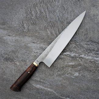 Xerxes-Knives 94# 24er Gyuto mit Wüsteneisenholz