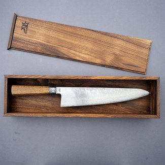 Xerxes-Knives 100# 26er Gyuto Historische Werkstoffe