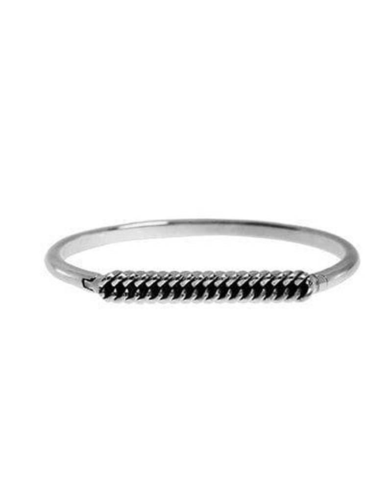 Buddha to Buddha Buddha to Buddha 014 Refined Chain Bangle armband - Maat E - 19cm