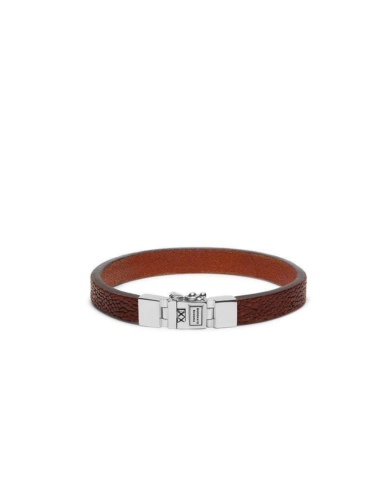 Buddha to Buddha Buddha to Buddha 186CO Essential Leather Texture Cognac - Size E - 19CM