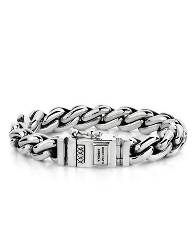 Buddha to Buddha Buddha to Budhha - 229 -  Carmen Medium Bracelet Silver - Maat F - 21cm