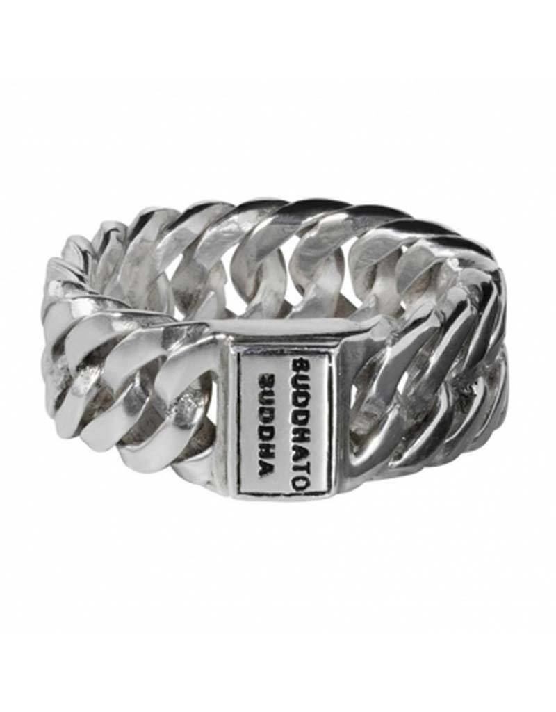 Buddha to Buddha Buddha to Buddha -541 Chain Small Ring - Maat 19.00 mm (60)
