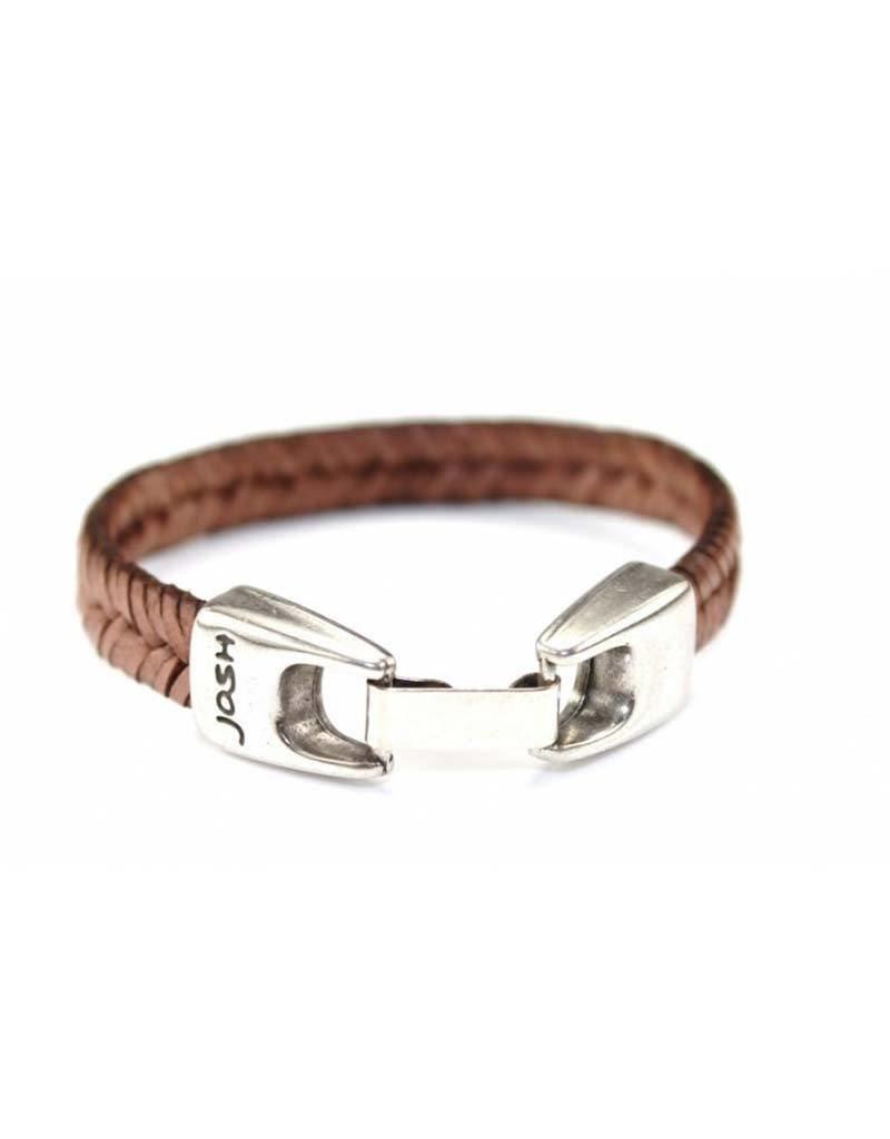 Josh Josh - 18358 - bra brown - Armband