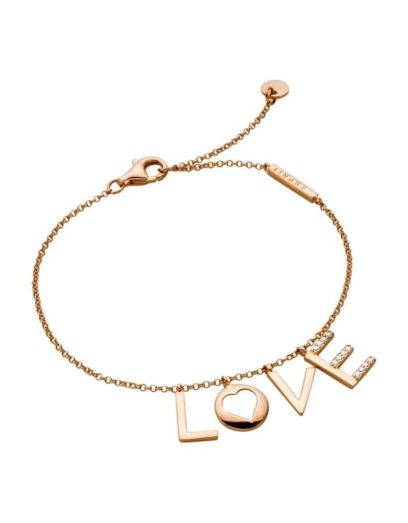 Esprit Esprit - ESBR00231318 - ES Amory Bracelet - RG 925