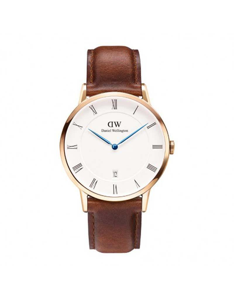 Daniel Wellington Daniel Wellington - 1100 DW The Dapper Collection St. Mawes horloge