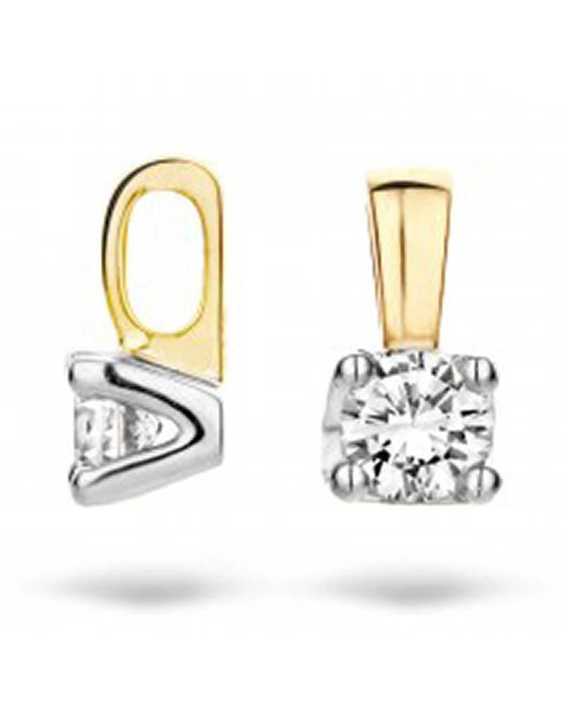 Blush 6600BDI - Diamant Hanger 14 krt goud