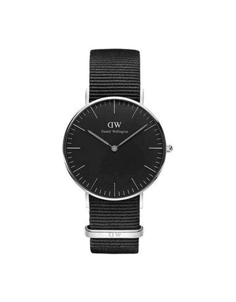 Daniel Wellington Daniel Wellington - DW00100151 - Classic Lady 36 mm Black Dames horloge