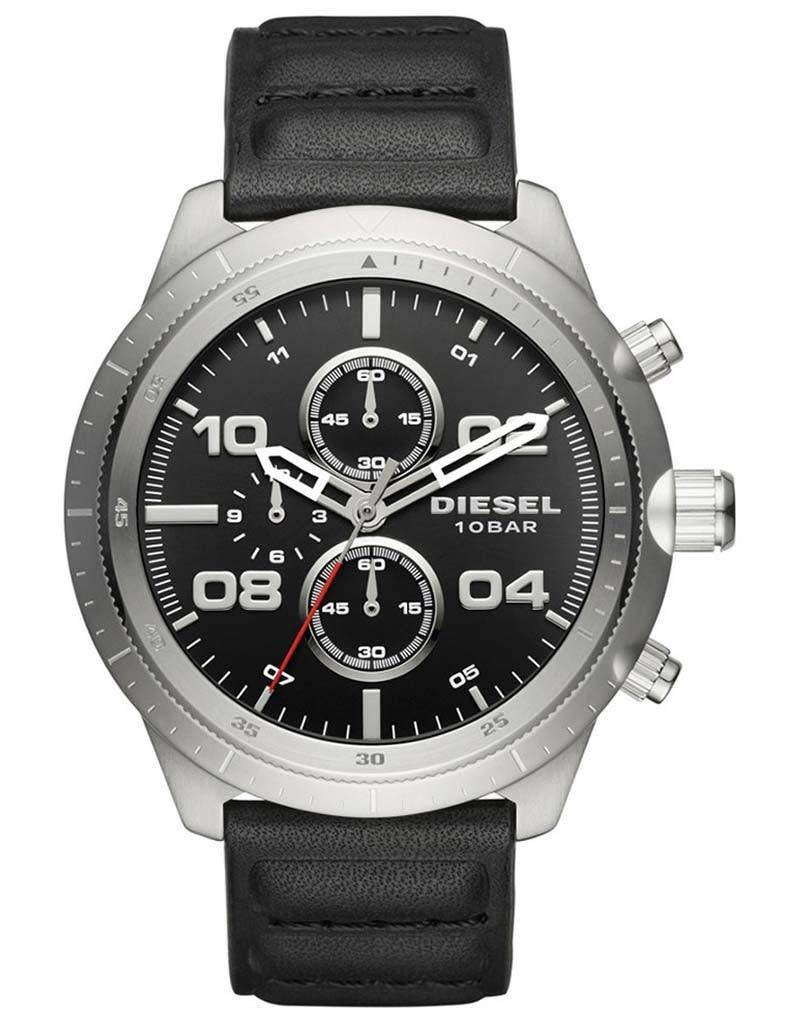 Diesel Diesel - DZ4439 - Padlock heren horloge
