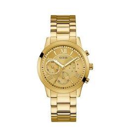 Guess Guess W1070L2 Horloge Dames Gold