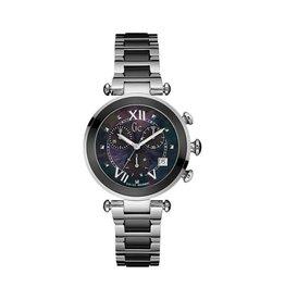 GC GC Y05005M2MF Dames horloge Staal Keramiek