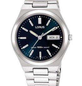 Lorus Lorus RXN17BX-9 Horloge Staal blauw