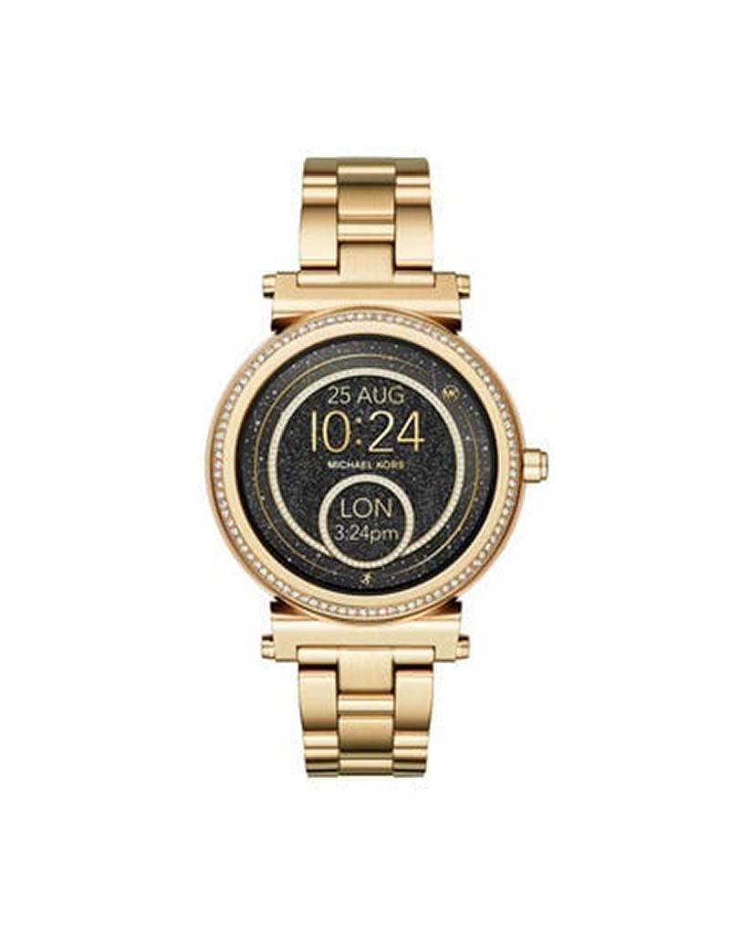 Michael Kors MKT5021 Sofie Dames Smartwatch horloge