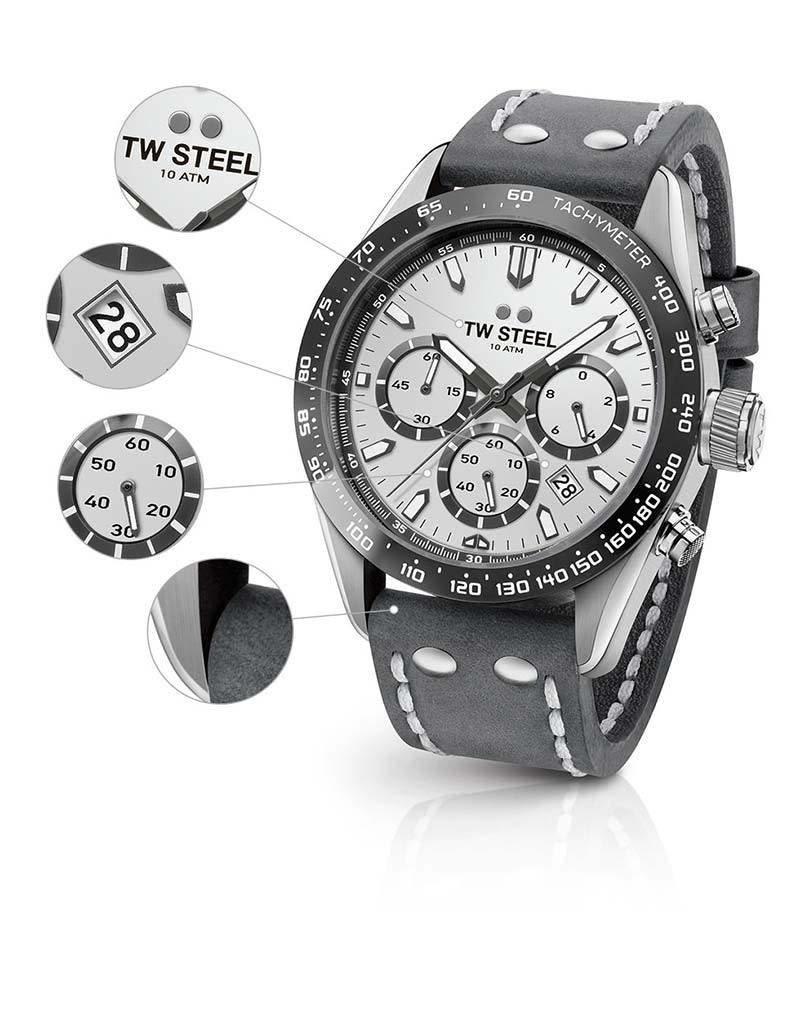 TW Steel TW Steel - CHS3 - Chrono Sport Horloge