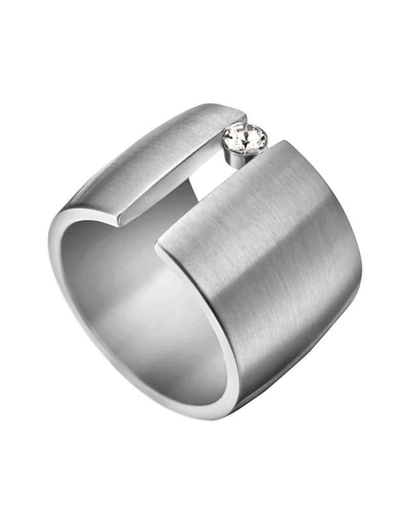 Esprit - ESRG0001421 ES Laurel Ring - SS - Maat 18.00 mm (57)